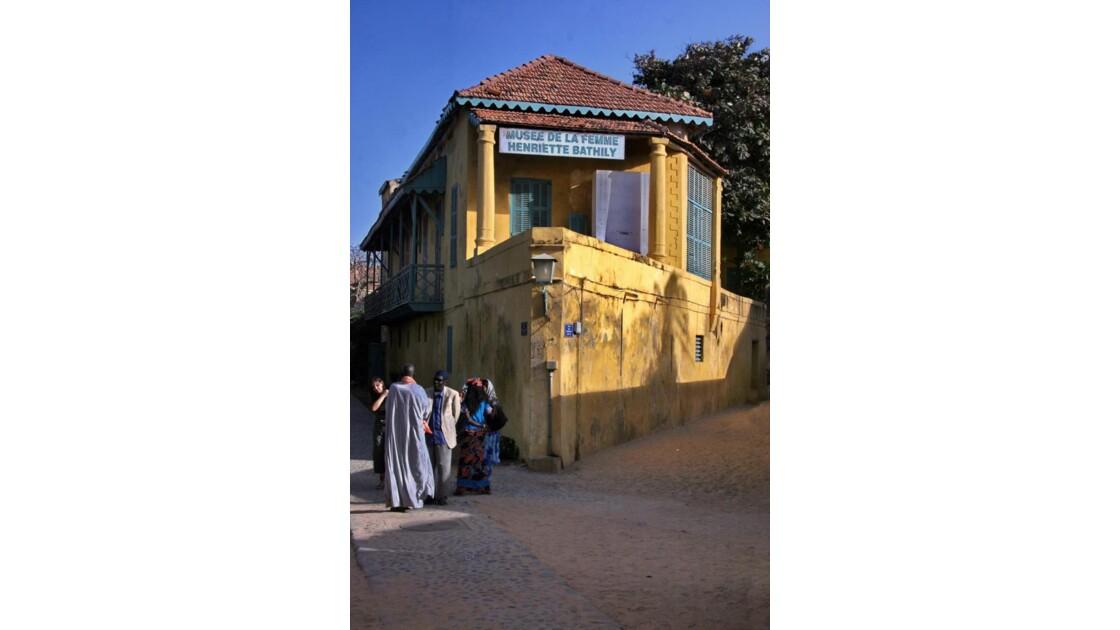 Musée de la Femme, île de Gorée