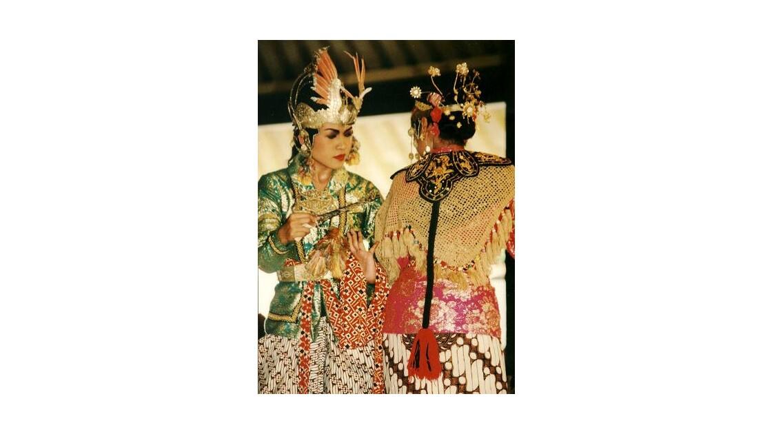 Java, danseuses