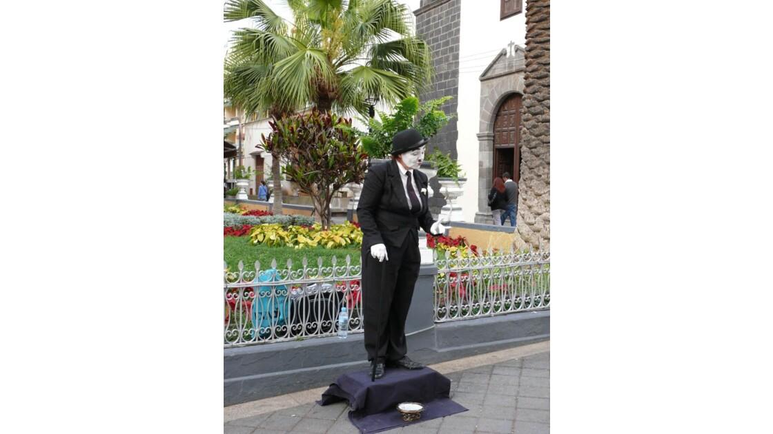 jour de carnaval à puerto dela cruz