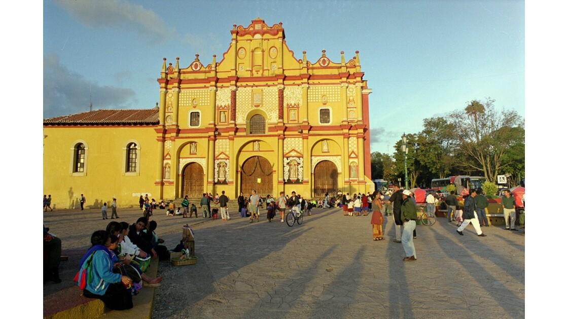 Mexique S. C. de la Casas  Zocalo 4