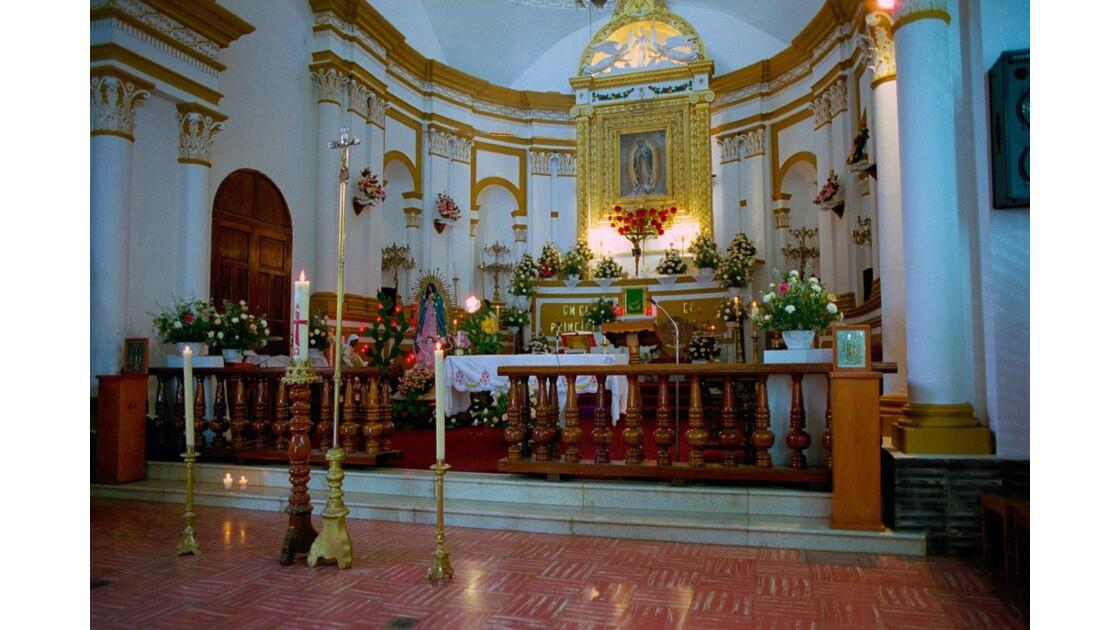 Mexique S. C. las Casas  N-D Guadalupe