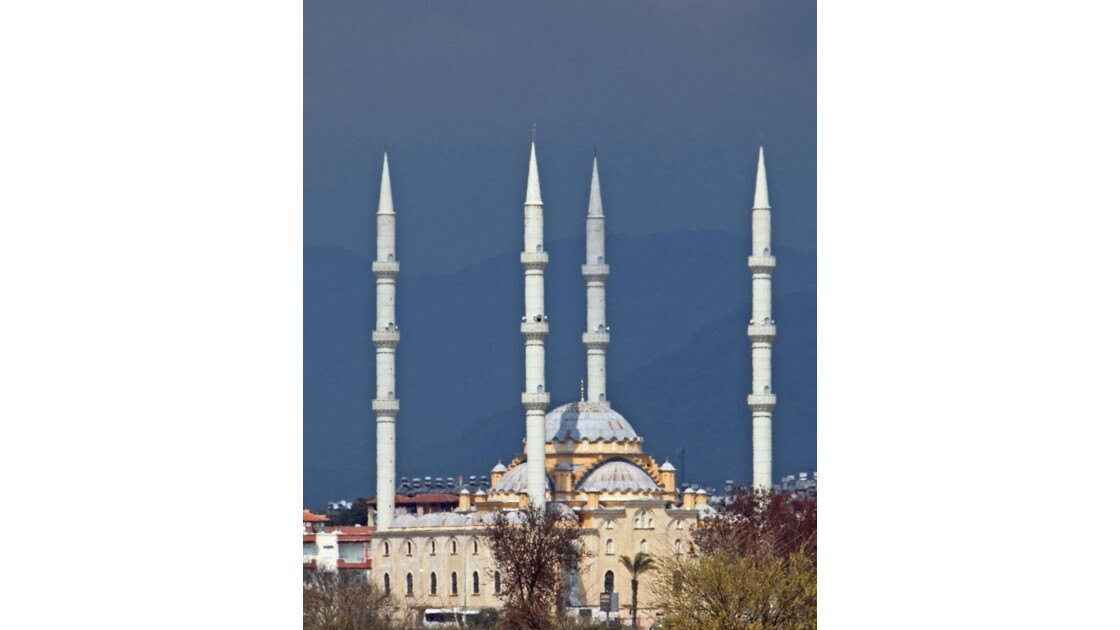 3689  -  MOSQUEE