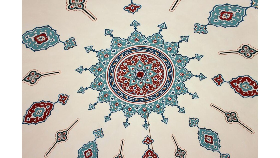 3735  -  MOSQUEE