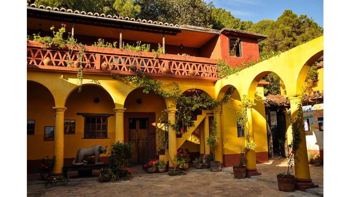 Musée, San Cristobal de Las Casas