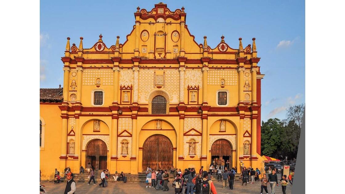 Cathedrale, San Cristobal de Las Casas