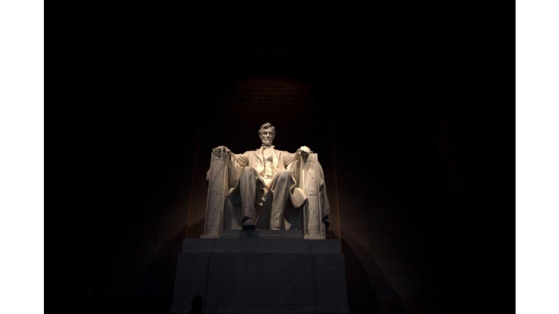 Lincoln Monument, Washington DC