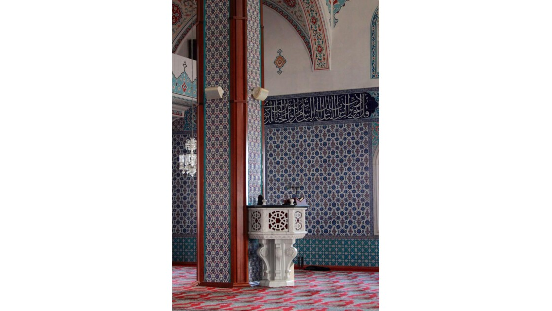 3757  -  MOSQUEE