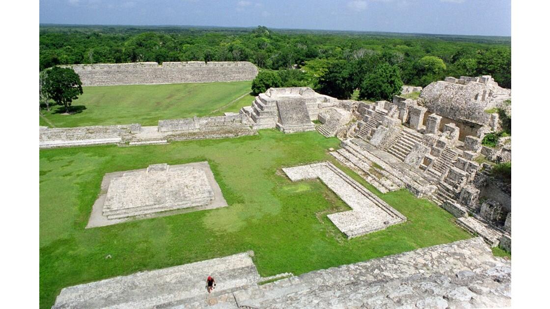 Mexique Edzna  Plate-forme Nord.jpg