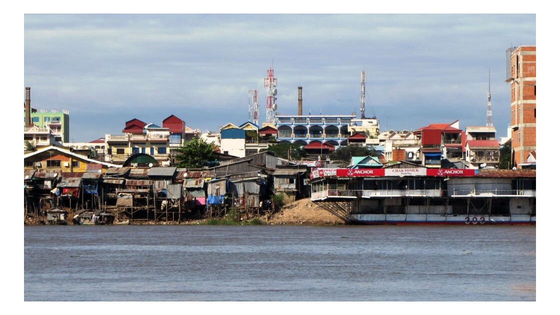 Phnom Penh banlieu