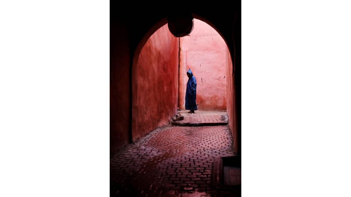 Ruelles de Marrakech