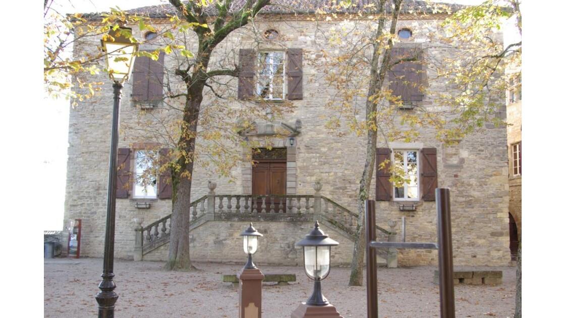 maison du XIII