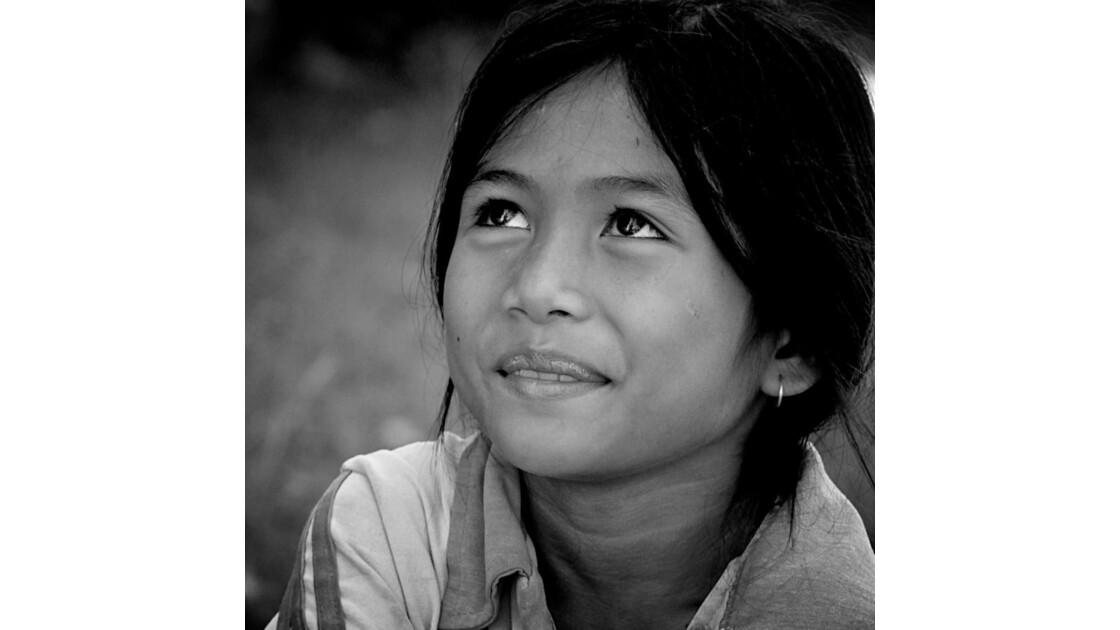 portrait laotienne