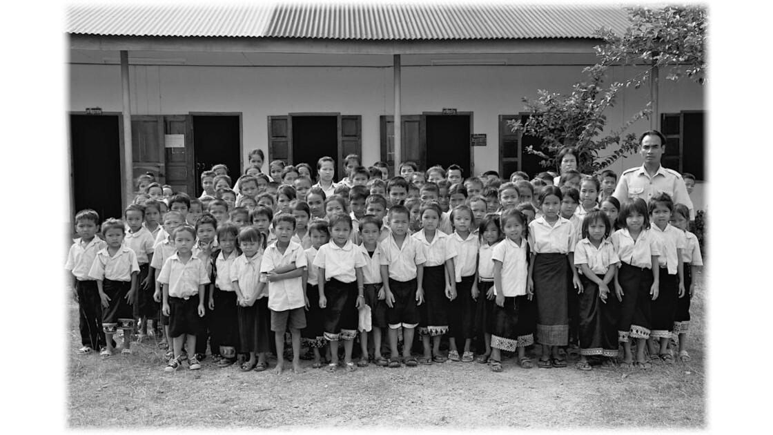 photo de classe, don khong