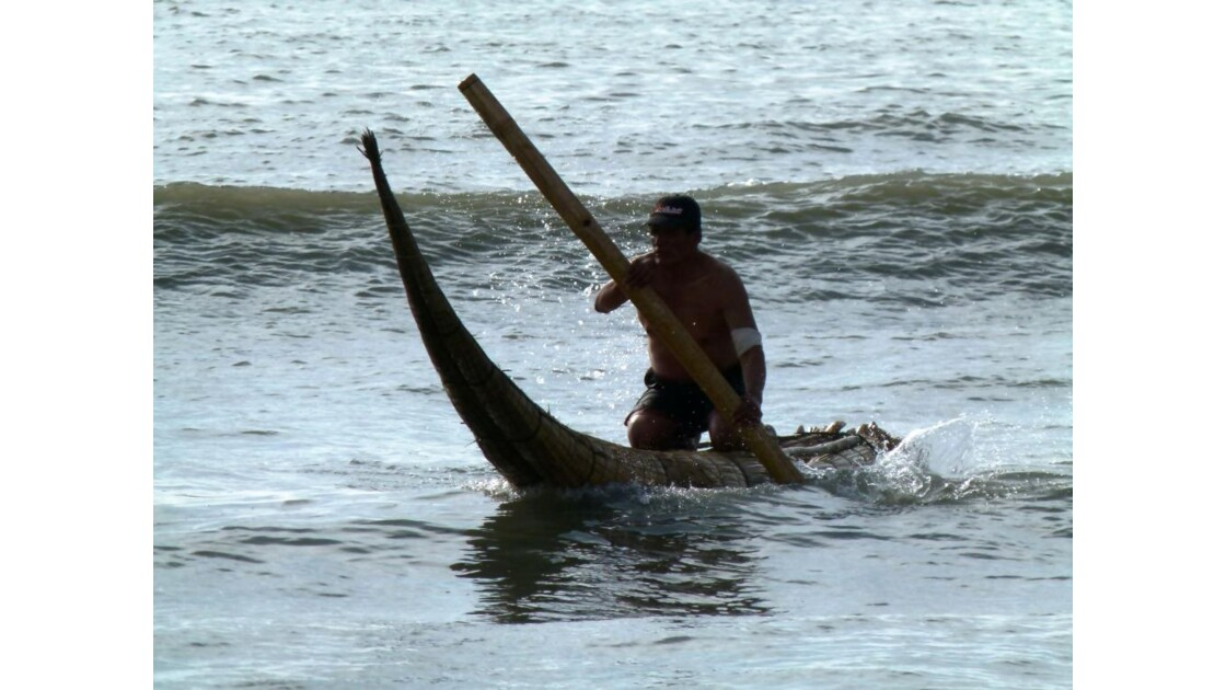 Huanchaco-Pérou du Nord