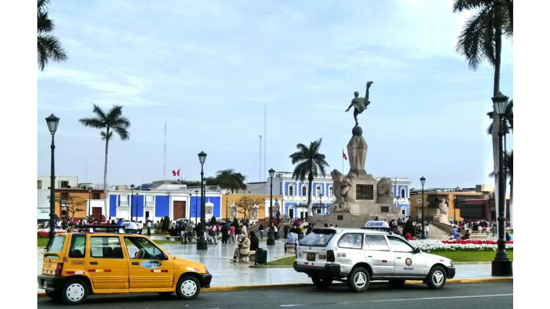 Trujillo-Pérou du Nord