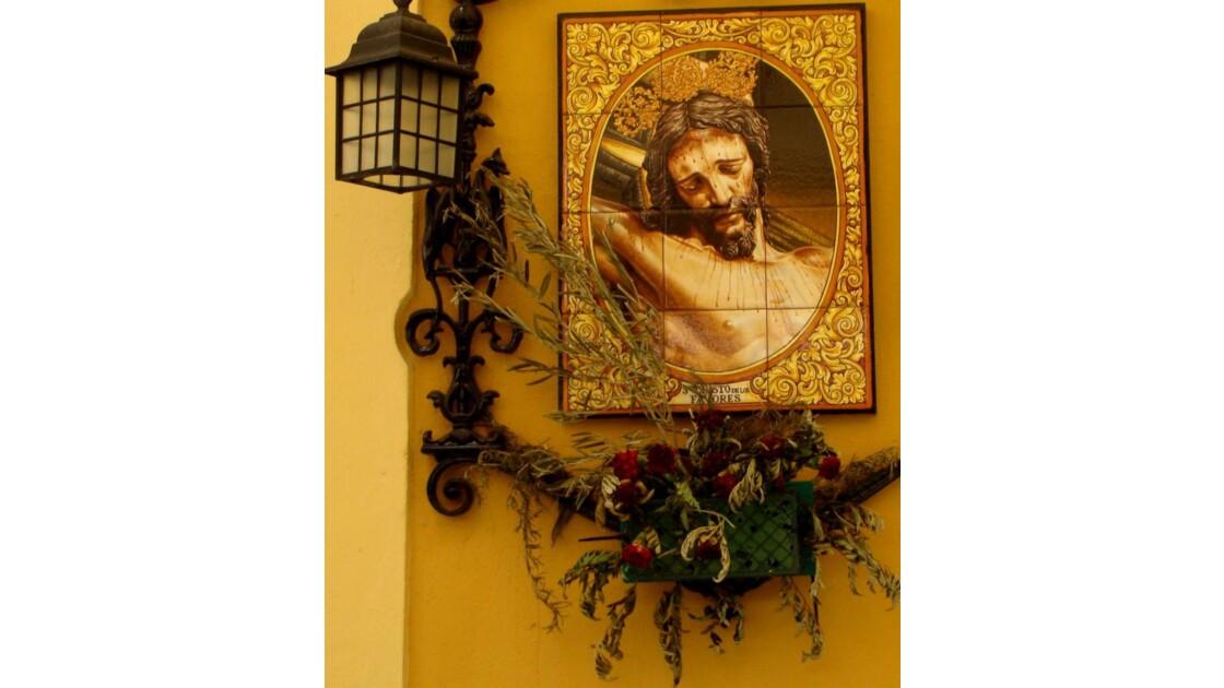 Le Christ des Faveurs