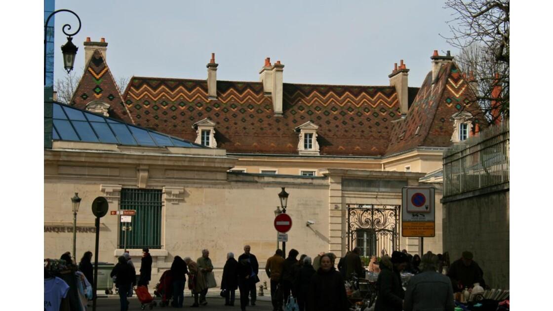 Dijon: Hôtel de La Thoison