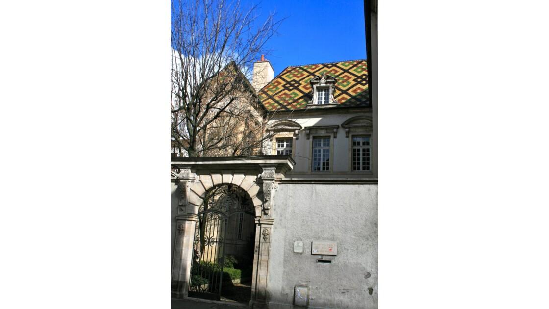 Dijon: Hôtel Guillaume-Frasans