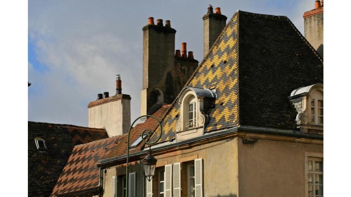 Dijon: Hôtel Rigoley de Chevigny