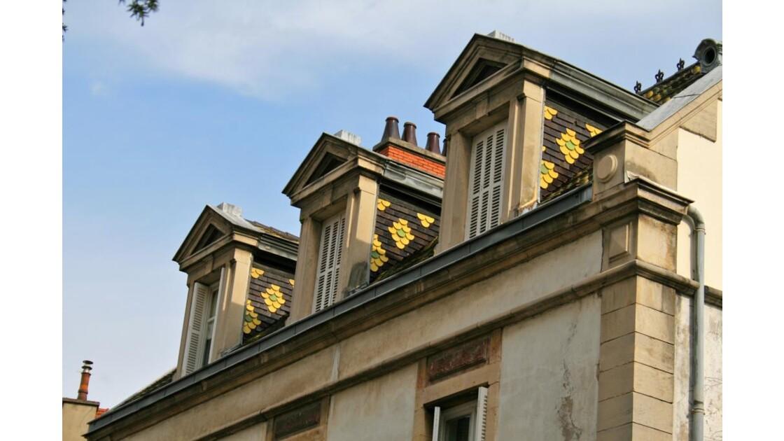 Dijon: Maison rue Févret