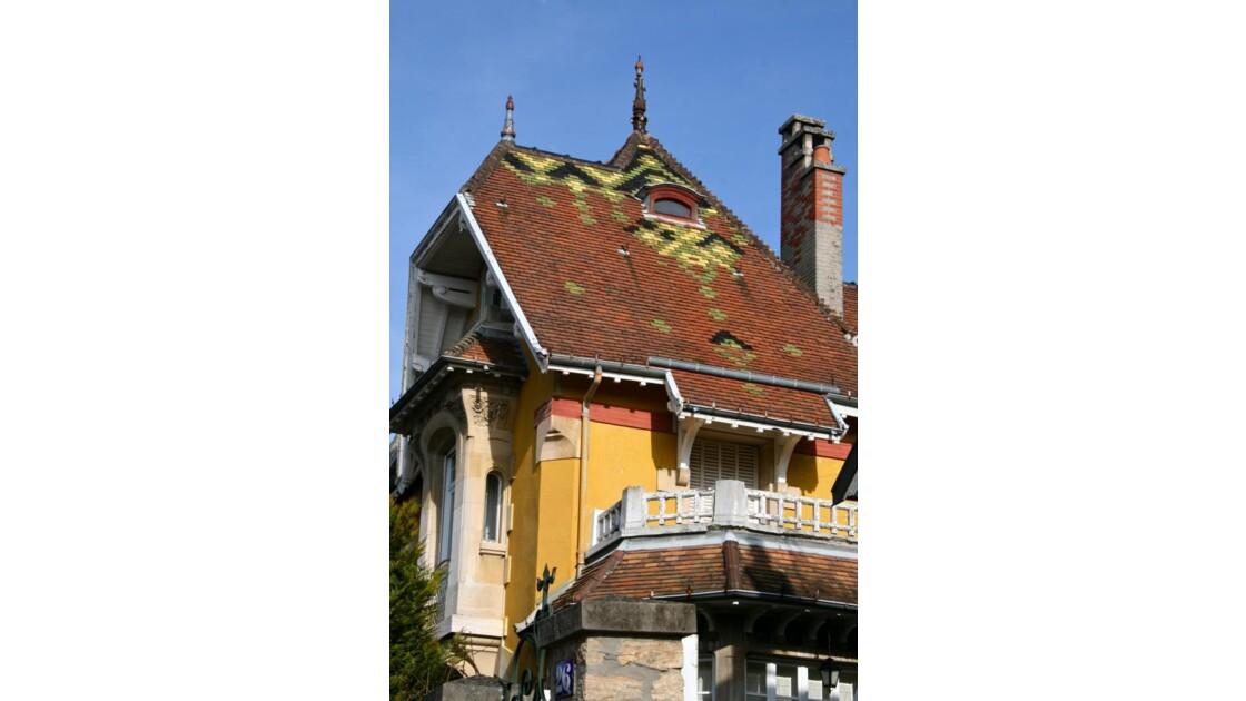 Dijon: Maison rue de Rouen