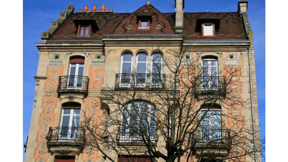 Dijon: Maison Marie Blondeau