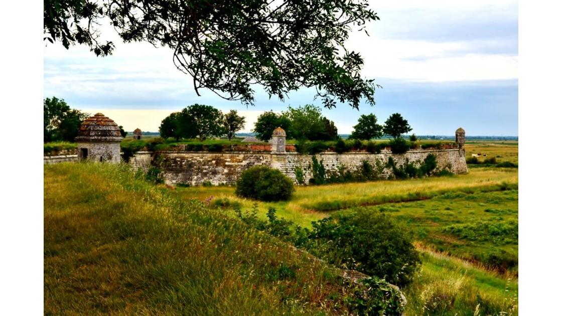 La citadelle de Brouage