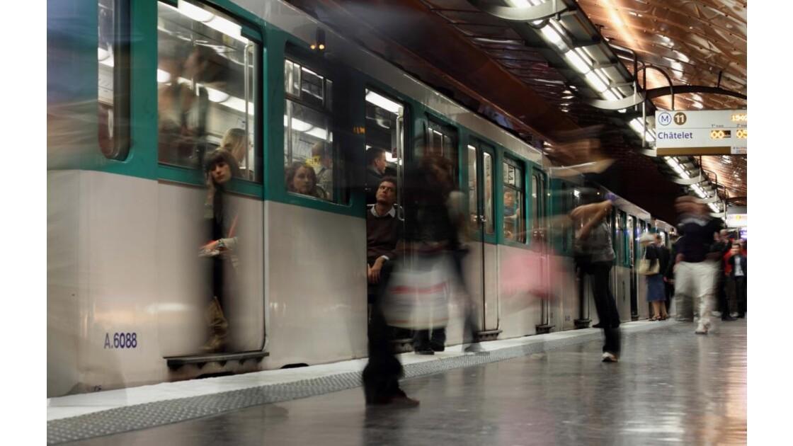 paris - métro