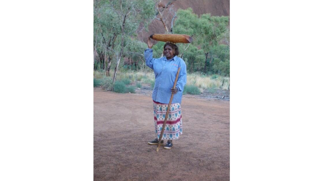 uluru - guide aborigene