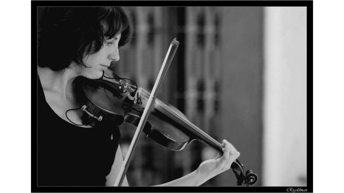 Talentueuse Joanna Gardner