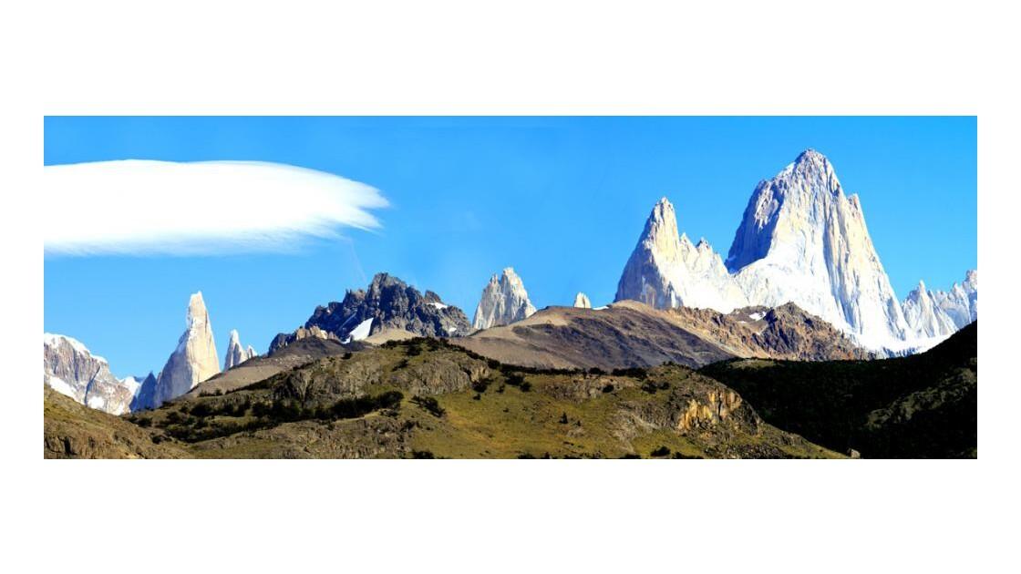 dernier panorama d'El Chalten