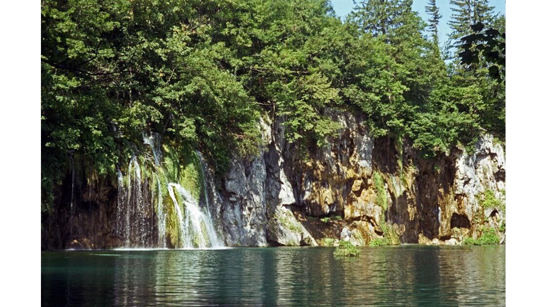 Croatie Plitvice Galovac Jezero 2