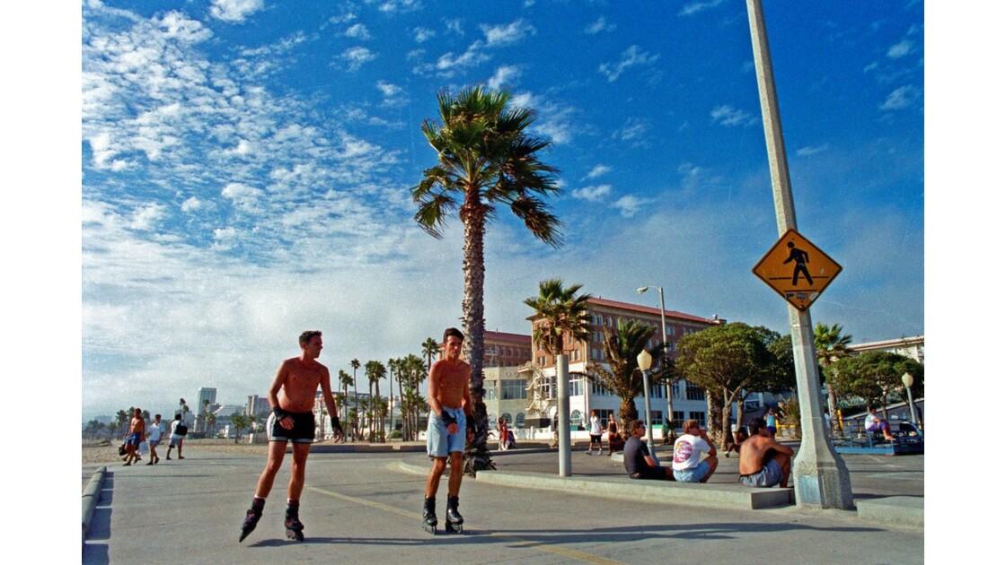 USA Santa Monica Ocean Front Walk 1
