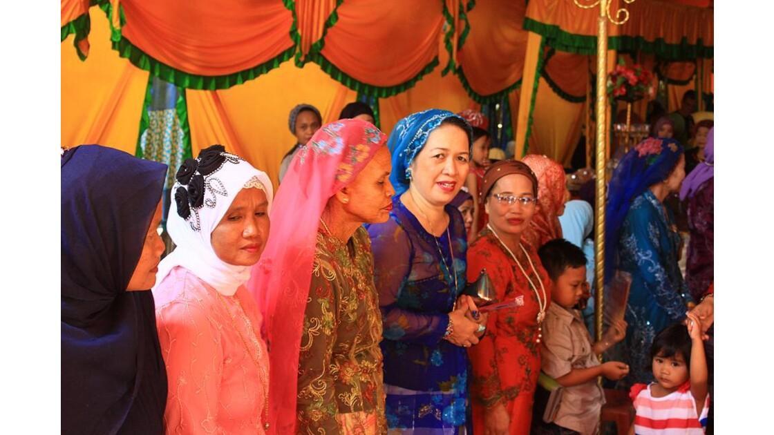 1 accueil  au mariage