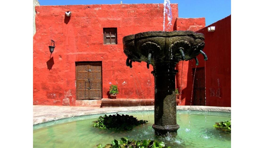 M. Santa Catalina Arequipa