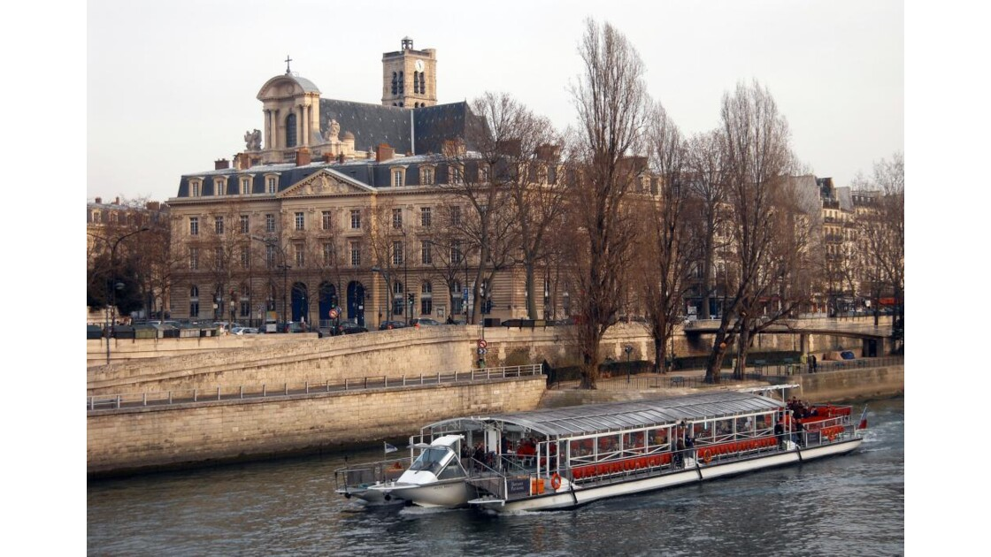 PARIS - La Seine