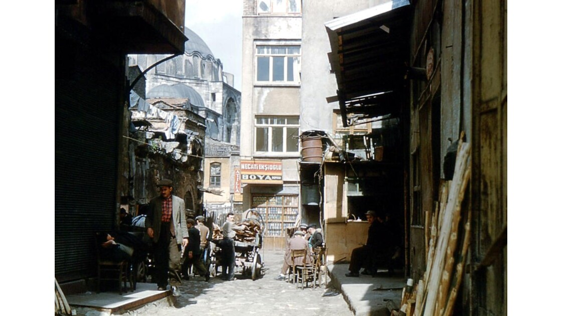 Istambul vielle rue