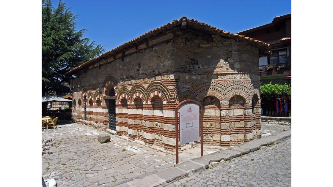 Bulgarie Nessébar Eglise Paraskeva 3