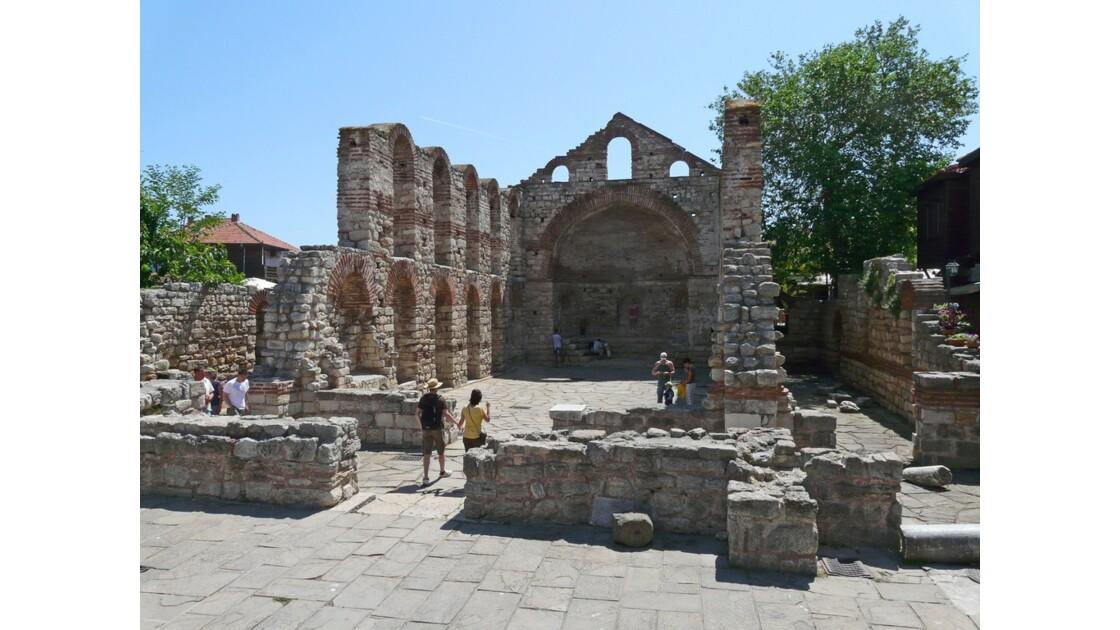 Nessébar Eglise Starata Mitropolya