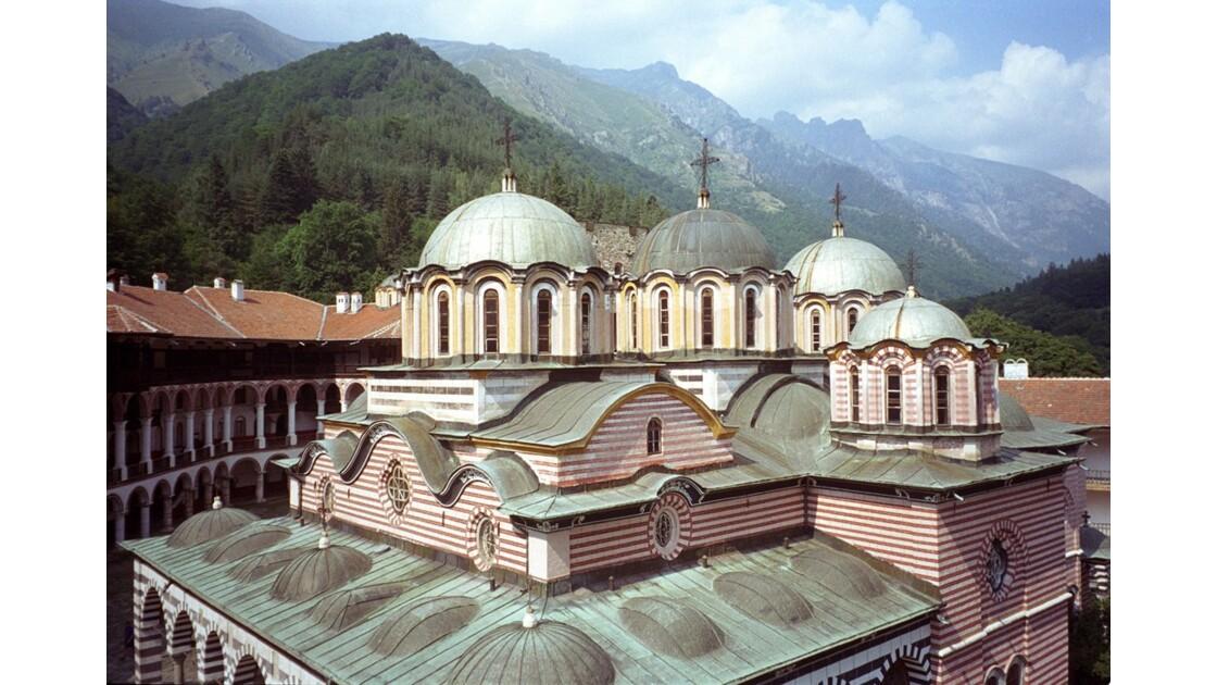 Bulgarie Monastère de Rila 2