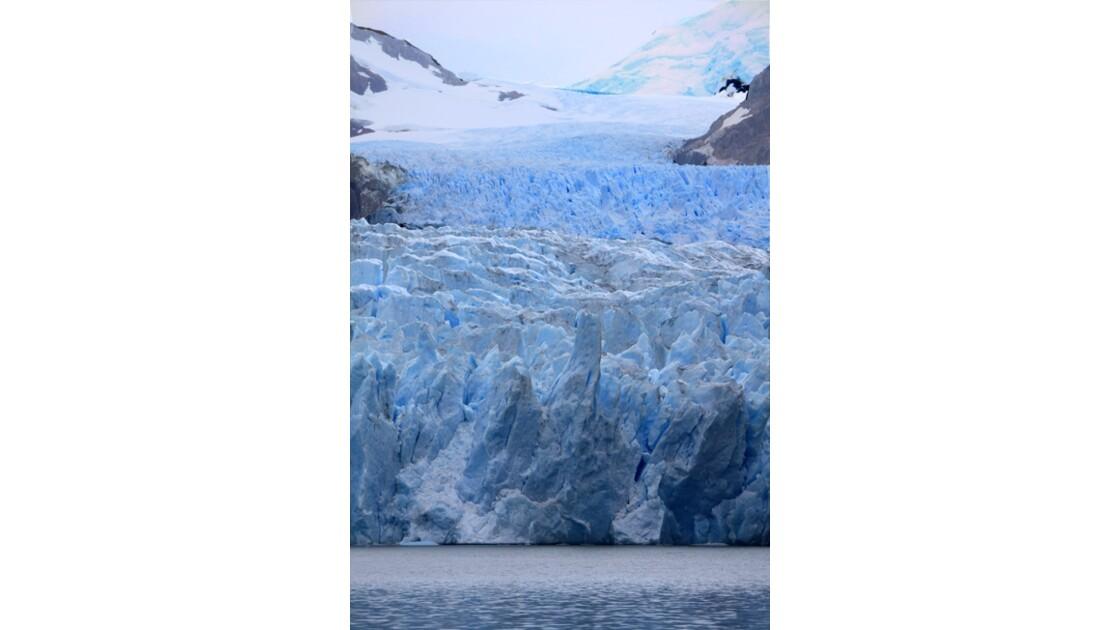 Le glacier Spegazzini 5