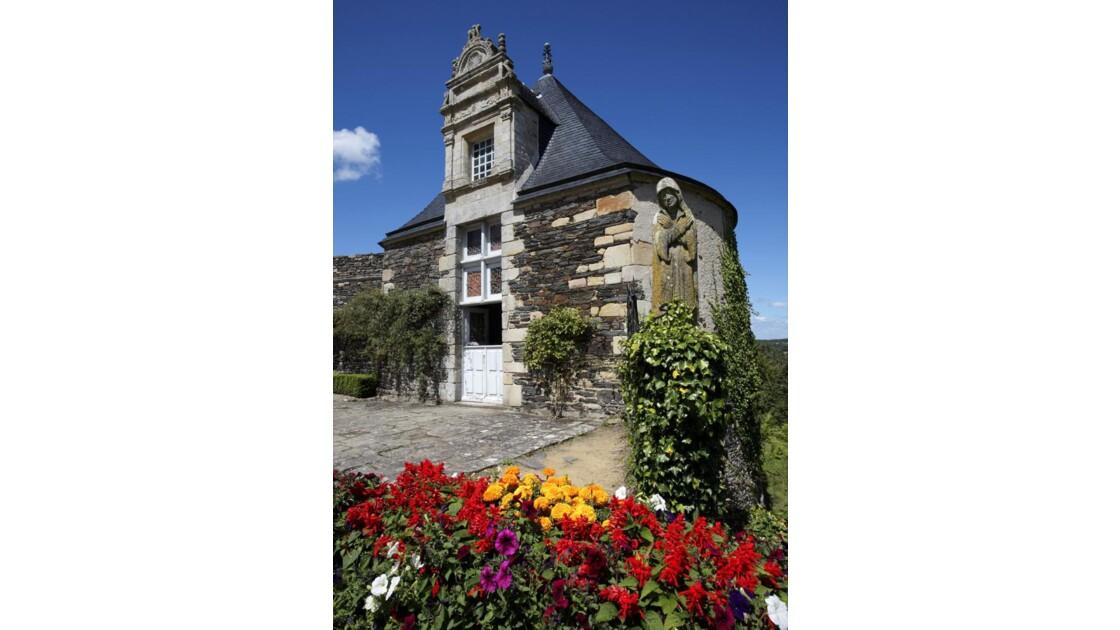 Château, Rochefort-en-Terre