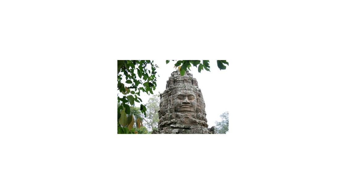 Angkhor Thom (porte sud)