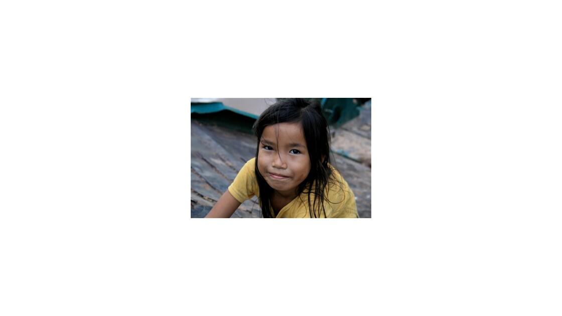 Bords du Tonlé Sap
