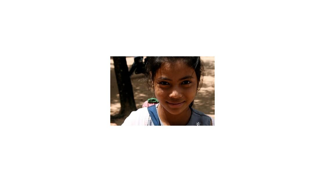 Près du Neak Pean (Angkhor)