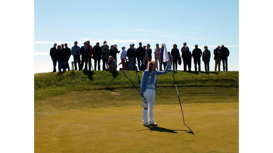 Competition de Golf à Granville