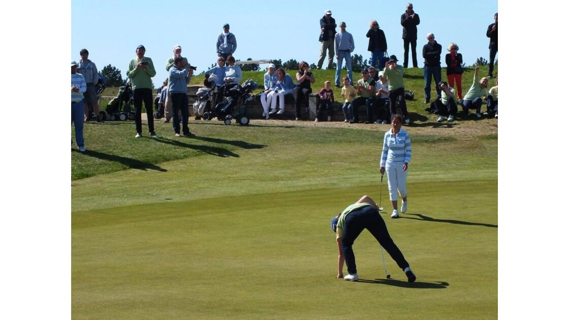 Competition de Golf