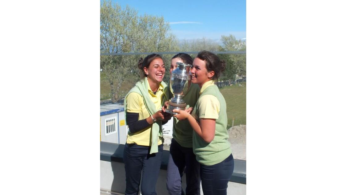 Competion de Golf