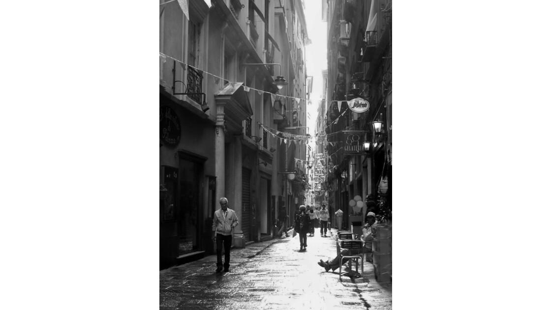 Ruelle du Vieux Gênes