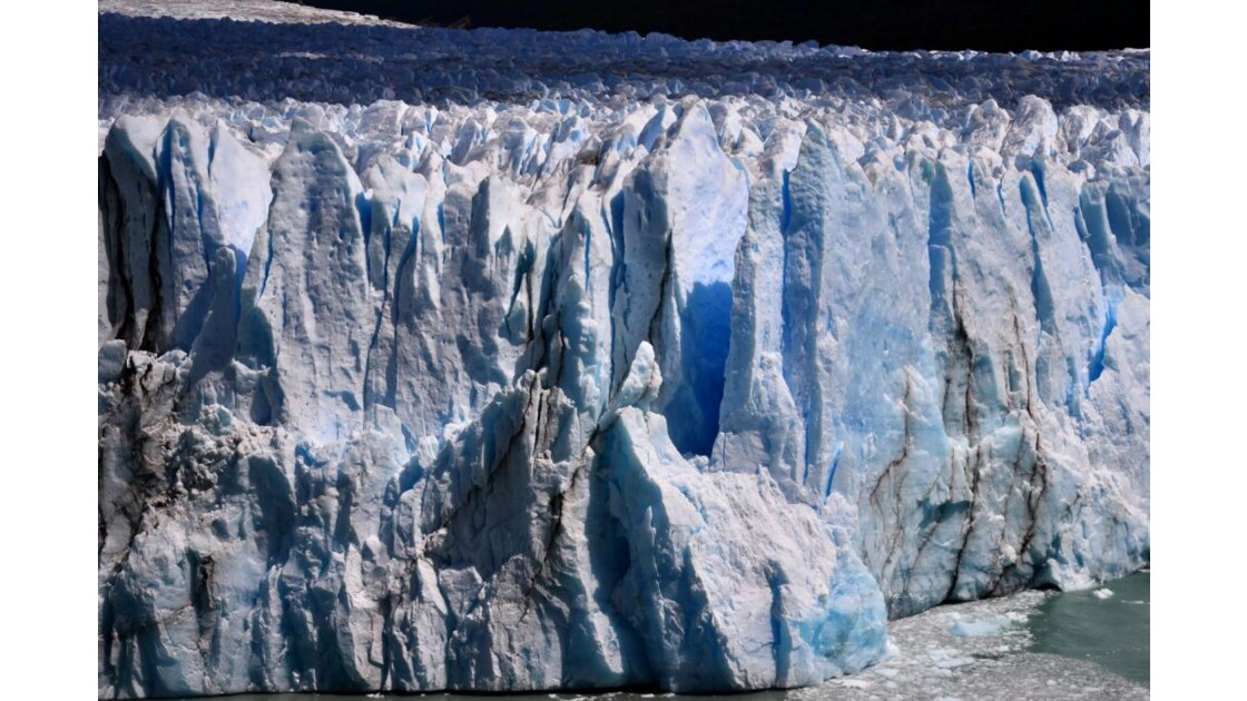 rupture du glacier Perito Moreno